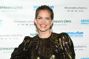 Anna Chlumsky attends the 2019 SeriousFun Children's Network NYC Gala at Cipriani 42nd Street on May 23, 2019 in New York City.
