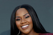 Kelly Price attends the 2019 Soul Train Awards at the Orleans Arena on November 17, 2019 in Las Vegas, Nevada.