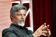 Esai Morales of Raul Julia: The World's a Stage speaks during the PBS segment of the Summer 2019 Television Critics Association Press Tour 2019 at The Beverly Hilton Hotel on July 30, 2019 in Beverly Hills, California.