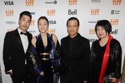 Gong Li and Mark Chao Photos Photo