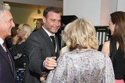 Naomi Watts and Liev Schreiber attend the 2019 TriBeCa Ball at New York Academy of Art on April 08, 2019 in New York City.