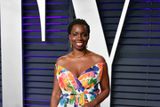 Adepero Oduye attends the 2019 Vanity Fair Oscar Party hosted by Radhika Jones at Wallis Annenberg Center for the Performing Arts on February 24, 2019 in Beverly Hills, California.
