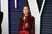 Ellen Pompeo attends the 2019 Vanity Fair Oscar Party hosted by Radhika Jones at Wallis Annenberg Center for the Performing Arts on February 24, 2019 in Beverly Hills, California.