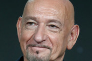"""Sir Ben Kingsley of the television show """"Perpetual Grace, LTD."""" speaks during the EPIX Networks segment of the 2019 Winter Television Critics Association Press Tour at The Langham Huntington, Pasadena on February 10, 2019 in Pasadena, California."""