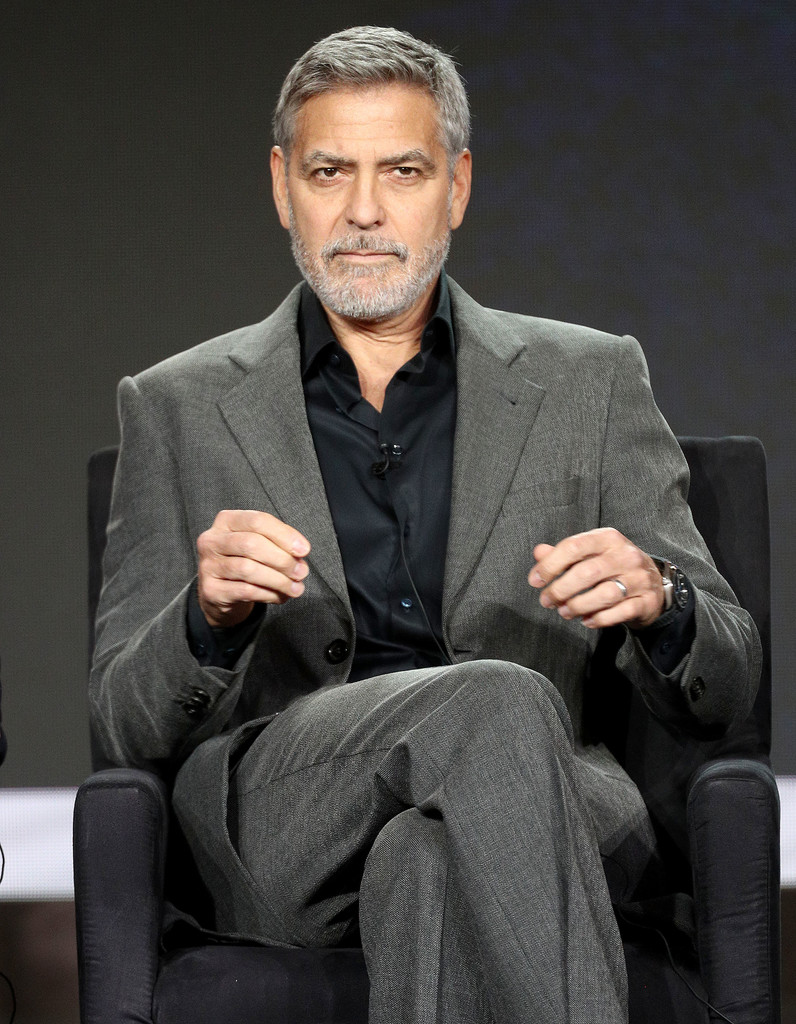 George Clooney Speaks Against The Media's Mistreatment Of Meghan Markle