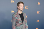 Dan Stevens attends the 2019 Winter TCA Tour - FX Starwalk at The Langham Huntington, Pasadena on February 4, 2019 in Pasadena, California.