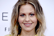 Candace Cameron-Bure attends 2019 iHeartRadio Wango Tango presented by The JUVÉDERM® Collection of Dermal Fillers at The Dignity Health Sports Park on June 01, 2019 in Carson, California.