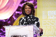Alfre Woodard speaks onstage during the 2020 13th Annual ESSENCE Black Women in Hollywood Luncheon at Beverly Wilshire, A Four Seasons Hotel on February 06, 2020 in Beverly Hills, California.