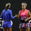 Bethanie Mattek-Sands and Sofia Kenin Photos