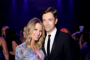 Topher Grace and Ashley Grace Photos Photo