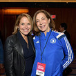 Katie Couric and Kathrine Switzer Photos