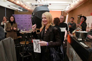Patricia Clarkson attends the Awards Presenters Reception during the 2020 Sundance Film Festival at Basin Recreation Yoga Studio on February 01, 2020 in Park City, Utah.