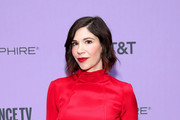 "Carrie Brownstein attends the 2020 Sundance Film Festival - ""The Nowhere Inn"" Premiere at Library Center Theater on January 25, 2020 in Park City, Utah."