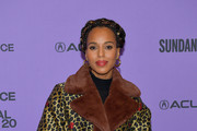 """Kerry Washington attends the 2020 Sundance Film Festival  - """"Sylvie's Love"""" Premiere at Eccles Center Theatre on January 27, 2020 in Park City, Utah."""