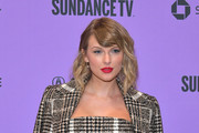 "Taylor Swift attends the 2020 Sundance Film Festival - ""Miss Americana"" Premiere at Eccles Center Theatre on January 23, 2020 in Park City, Utah."