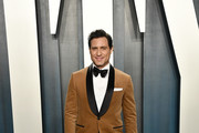 Edgar Ramirez attends the 2020 Vanity Fair Oscar Party hosted by Radhika Jones at Wallis Annenberg Center for the Performing Arts on February 09, 2020 in Beverly Hills, California.