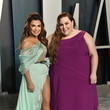 Paula Abdul and Chrissy Metz