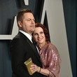 Megan Mullally Nick Offerman Photos