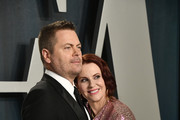 Megan Mullally Nick Offerman Photos Photo