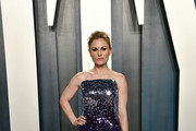 Anna Paquin attends the 2020 Vanity Fair Oscar Party hosted by Radhika Jones at Wallis Annenberg Center for the Performing Arts on February 09, 2020 in Beverly Hills, California.