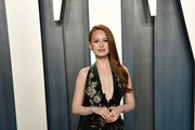Madelaine Petsch attends the 2020 Vanity Fair Oscar Party hosted by Radhika Jones at Wallis Annenberg Center for the Performing Arts on February 09, 2020 in Beverly Hills, California.