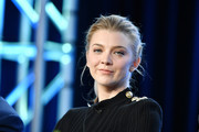 """Natalie Dormer of """"Penny Dreadful: City of Angels"""" speaks during the Showtime segment of the 2020 Winter TCA Press Tour  at The Langham Huntington, Pasadena on January 13, 2020 in Pasadena, California."""