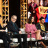 Simon Rich Geraldine Viswanathan Photos - (L-R) Simon Rich, Steve Buscemi, Geraldine Viswanathan and Karan Soni of 'Miracle Workers: Dark Ages' speak during the TBS segment of the 2020 Winter Television Critics Association Press Tour at The Langham Huntington, Pasadena on January 15, 2020 in Pasadena, California. - 2020 Winter TCA Tour - Day 9