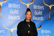 Aisha Tyler attends the 2020 Writers Guild Awards West Coast Ceremony at The Beverly Hilton Hotel on February 01, 2020 in Beverly Hills, California.