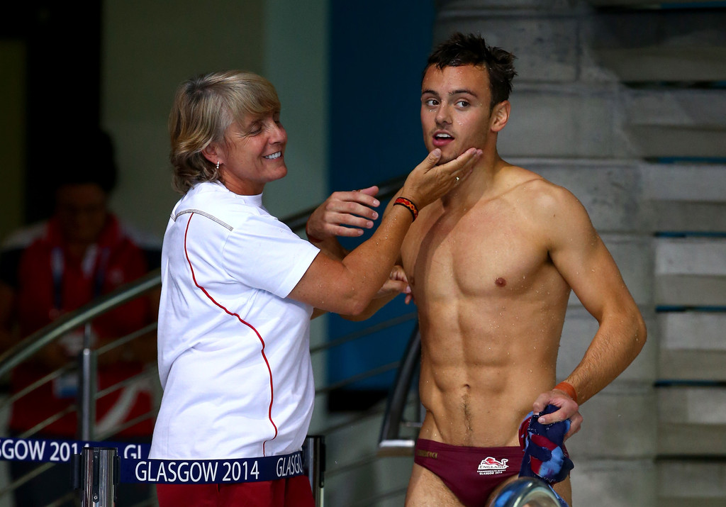 Tom Daley Jane Figueiredo Pictures, Photos & Images - Zimbio