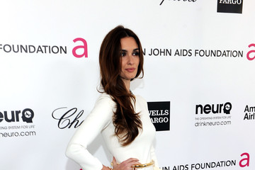 Paz Vega 20th Annual Elton John AIDS Foundation Academy Awards Viewing Party - Red Carpet