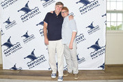 Bob Fisher and Dave Foley attend the 20th Annual Nantucket Film Festival - Day 2 on June 25, 2015 in Nantucket, Massachusetts.