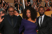 Oprah Winfrey and Forest Whitaker Photos Photo