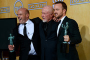 Aaron Paul and Jonathan Banks Photos Photo
