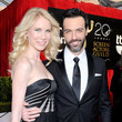 Reid Scott and Elspeth Keller