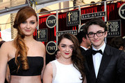 Sophie Turner and Isaac Hempstead Wright Photos Photo