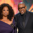 Oprah Winfrey and Forest Whitaker Photos