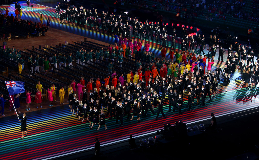 commonwealth games and opening ceremony The opening ceremony of the 2010 commonwealth games was held at the jawaharlal nehru stadium, the main stadium of the event, in new delhi, india.