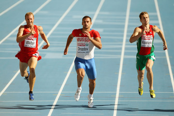 Aleksey Drozdov 20th European Athletics Championships - Day Two