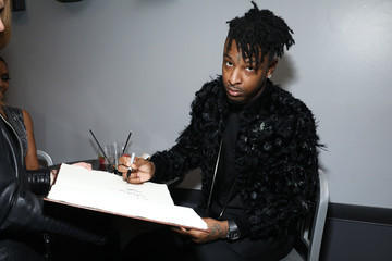 21 Savage 62nd Annual GRAMMY Awards - GRAMMY Charities Signings Day 4