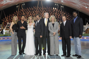 Gary Sinise Katherine Jenkins Pictures, Photos & Images ...