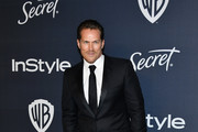 Jason Lewis attends the 21st Annual Warner Bros. And InStyle Golden Globe After Party at The Beverly Hilton Hotel on January 05, 2020 in Beverly Hills, California.