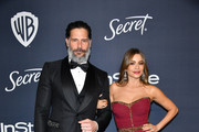 (L-R) Joe Manganiello and Sofía Vergara attend the 21st Annual Warner Bros. And InStyle Golden Globe After Party at The Beverly Hilton Hotel on January 05, 2020 in Beverly Hills, California.