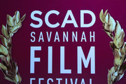 Actor Ella Hunt and Chris Auer speak onstage during the 'Anna and the Apocalypse' Q&A at the 21st SCAD Savannah Film Festival on October 31, 2018 in Savannah, Georgia.