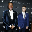Michael Che Colin Jost Photos