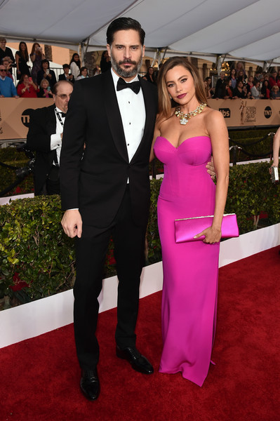18th Annual Screen Actors Guild Awards Red Carpet