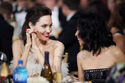 Angelina Jolie and Loung Ung Photos Photo