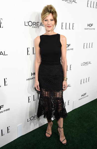 ... 23rd Annual ELLE Women In Hollywood Awards - Red Carpet ...