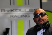 Colin Kolles the ByKolles Team Principal seen during the Le Mans 24 Hour Race at the Circuit de la Sarthe on June 15, 2019 in Le Mans, France.
