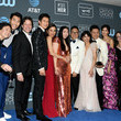 Michelle Yeoh John Penotti Photos