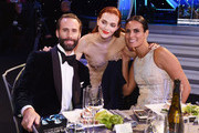 Joseph Fiennes and Madeline Brewer Photos Photo